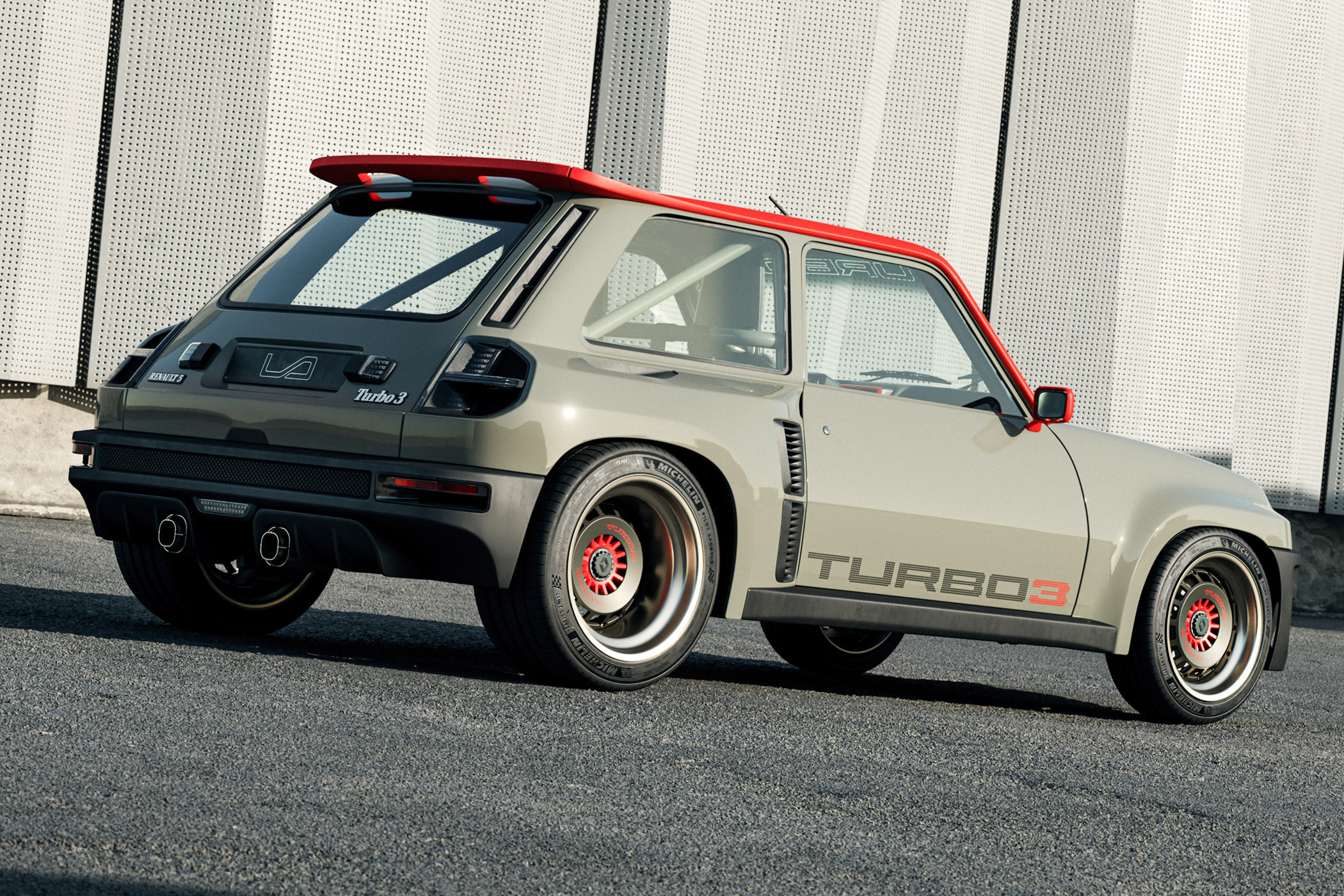 Legende Automobiles Turbo III 2
