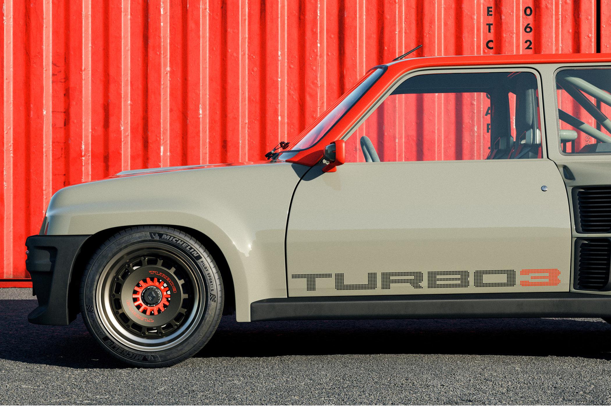 Legende Automobiles Turbo III 4