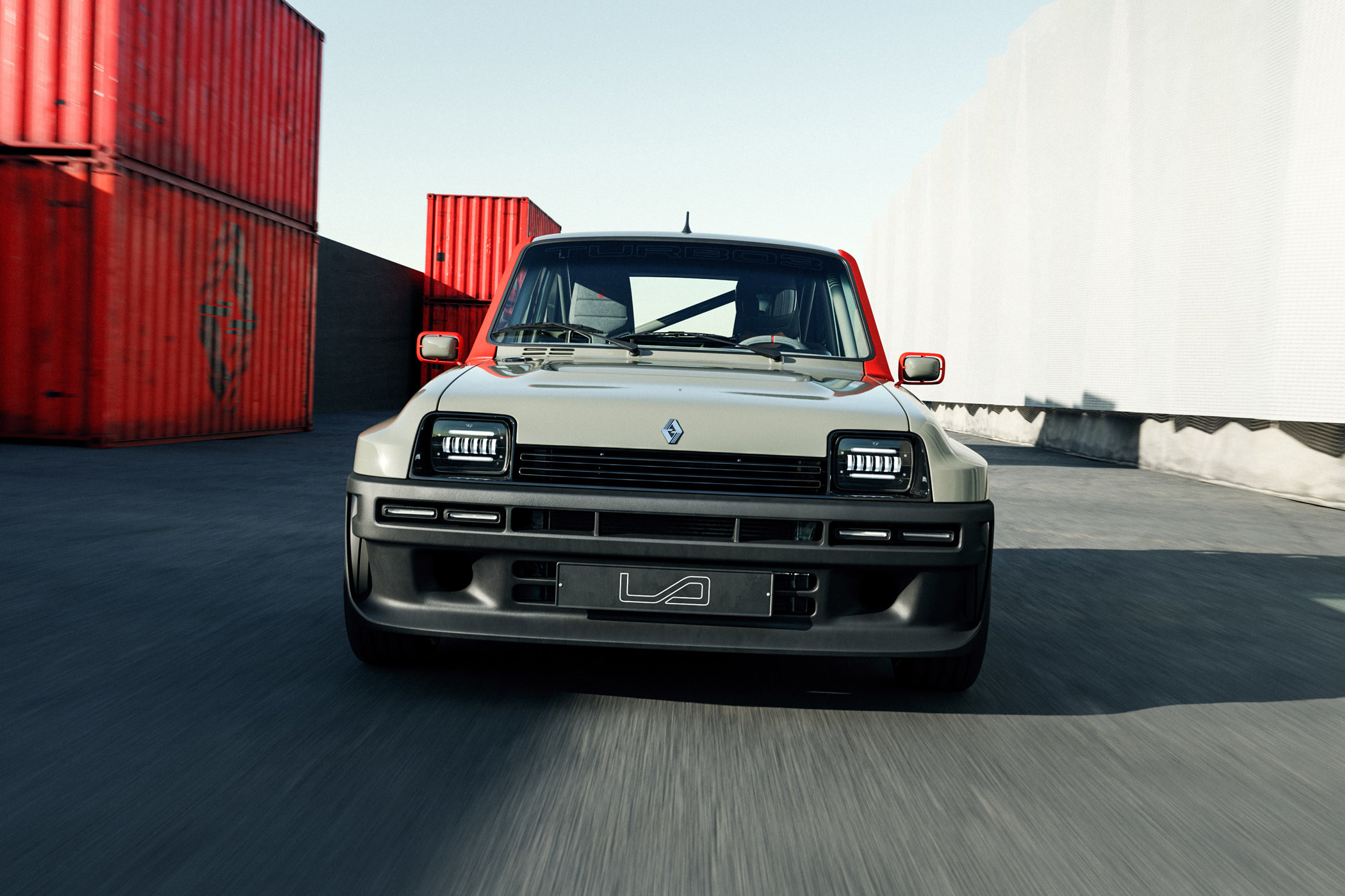 Legende Automobiles Turbo III 5