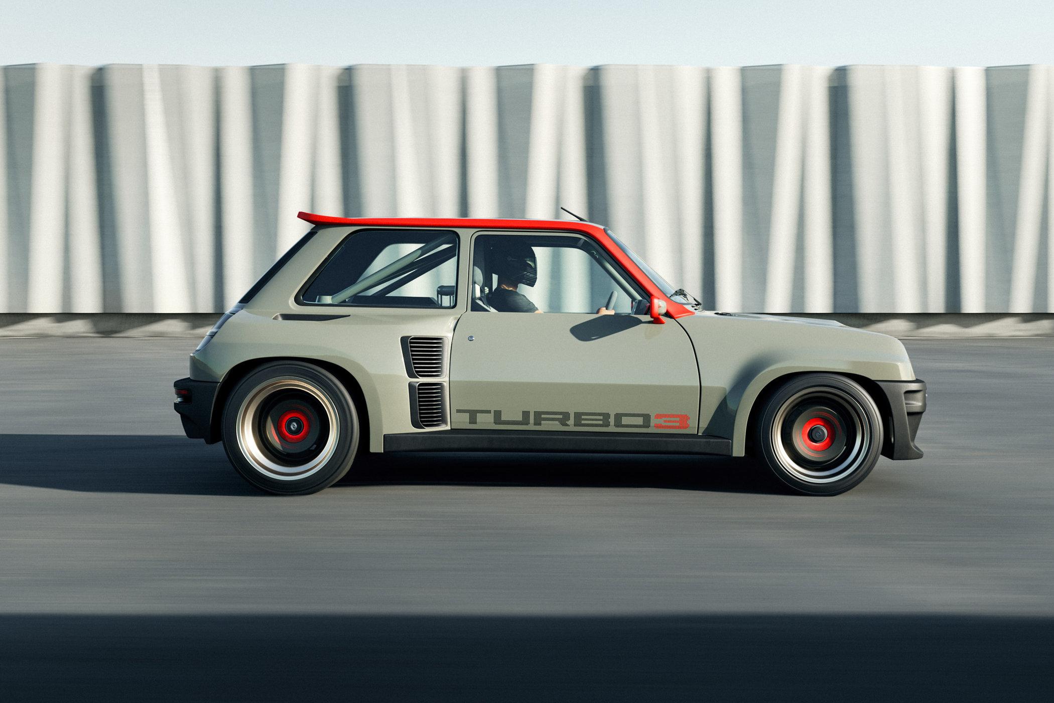 Legende Automobiles Turbo III 6