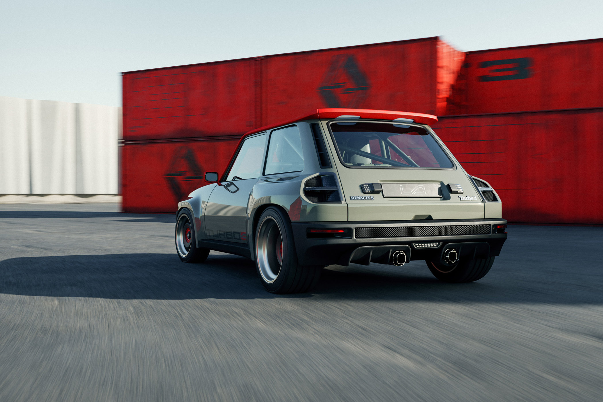 Legende Automobiles Turbo III 7