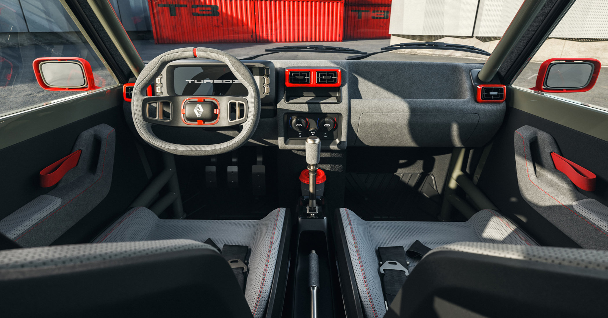 Legende Automobiles Turbo III 8