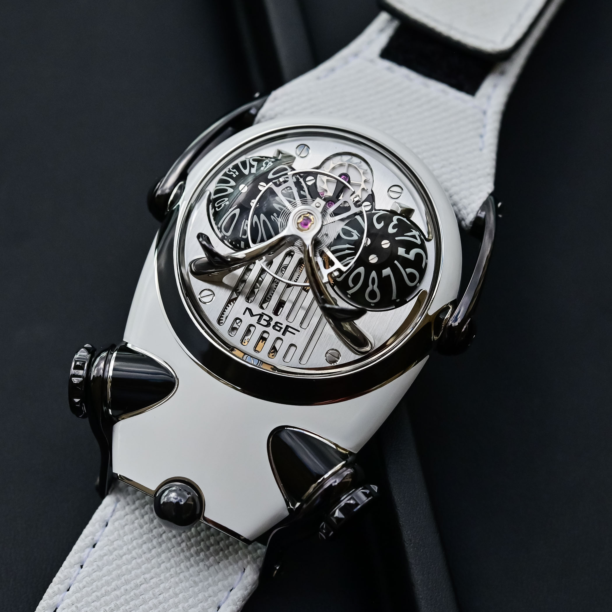 MB&F HM10 Panda for Only Watch 2021