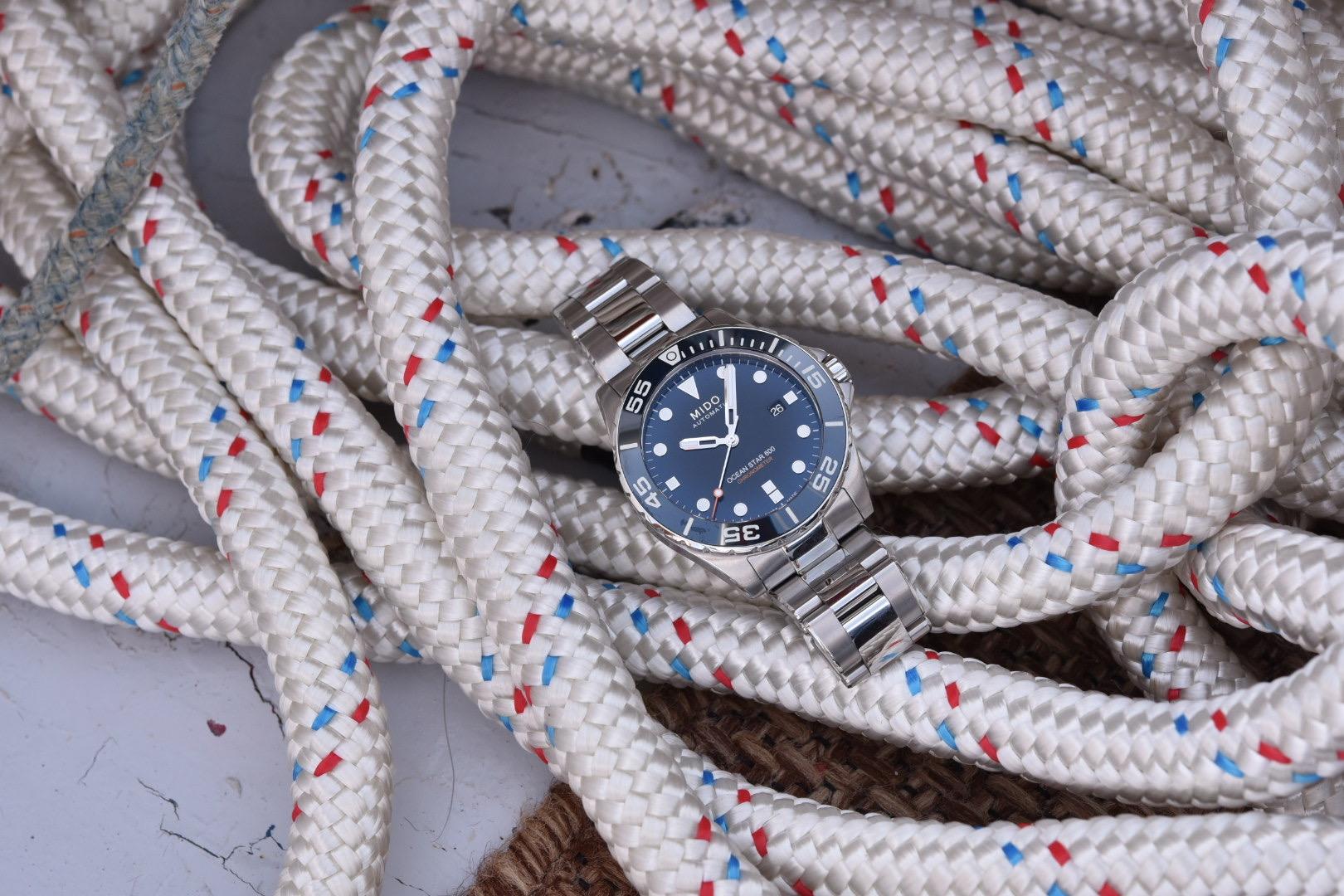 Mido Ocean Star 600 Chronometer 2021