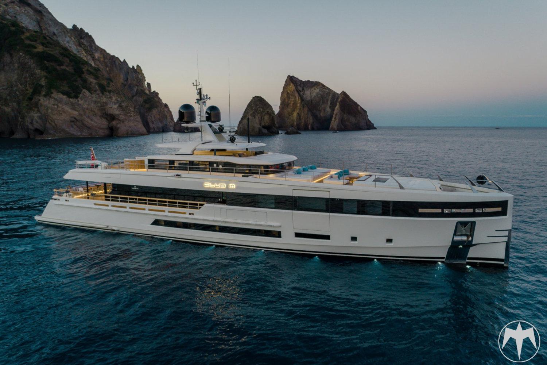 Monaco Yacht Show 2021 with Ulysse Nardin - Baglietto Club M yacht
