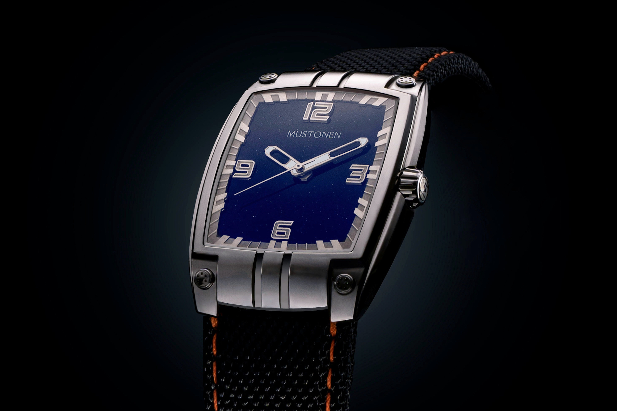 Mustonen M-1 Collection - Mars Exploration-Themed Timepiece From Finland - 1