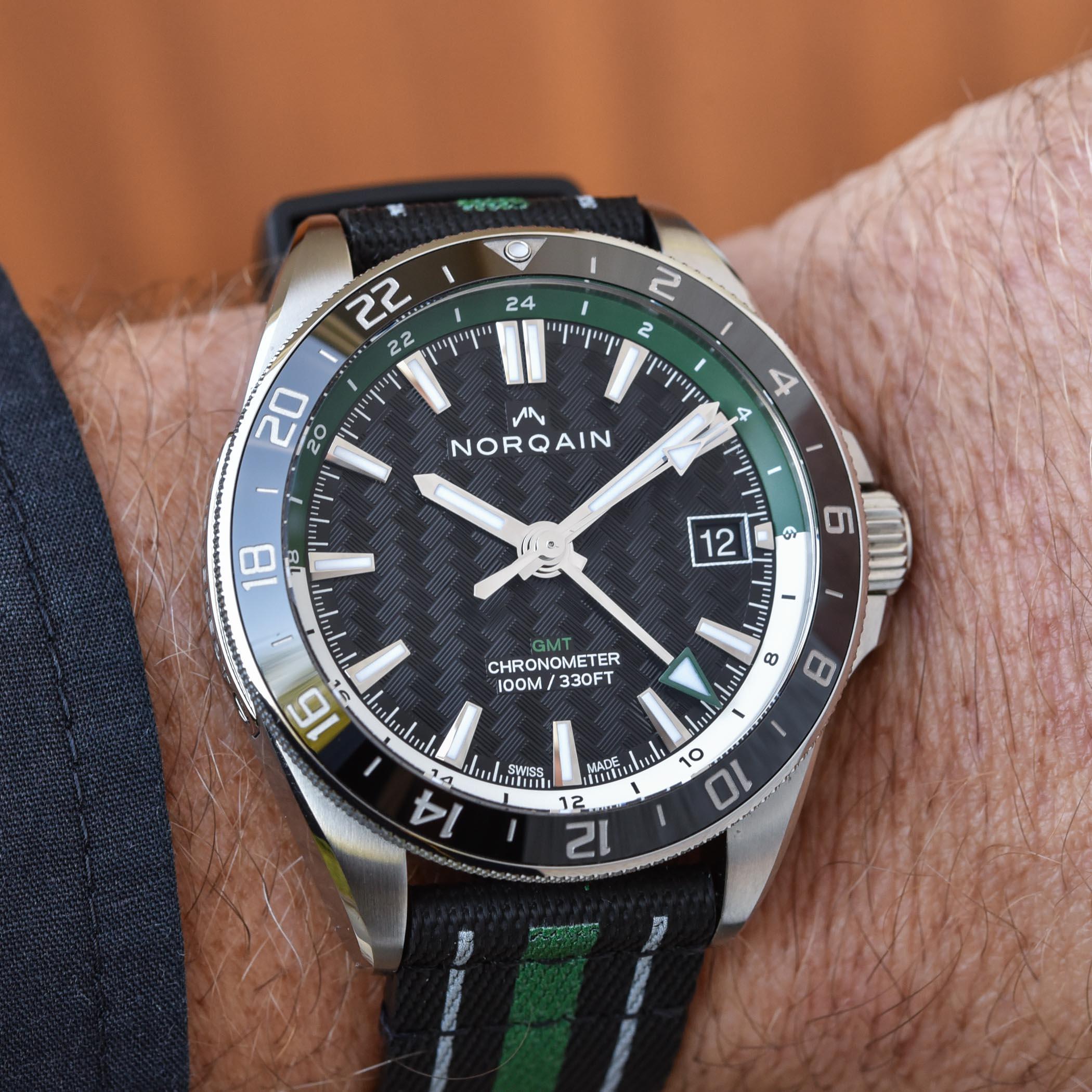 Norqain Adventure Neverest GMT Watches