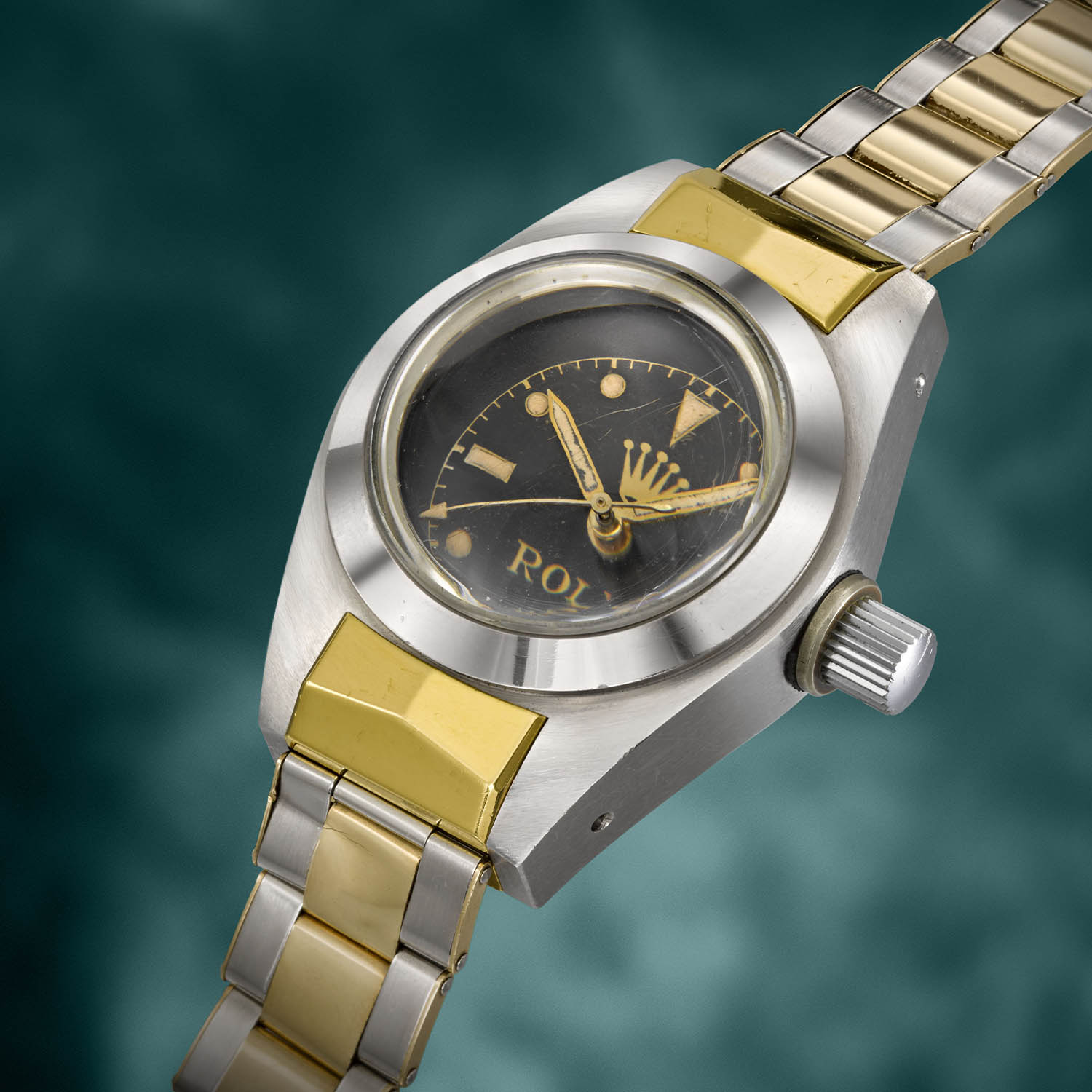 Christie's Announces Sale of The Rolex Deep Sea Special N°1 That Was Attached to Bathyscaphe Trieste in 1953