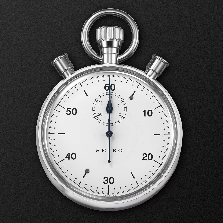 Seiko 1964 Stopwatch vintage