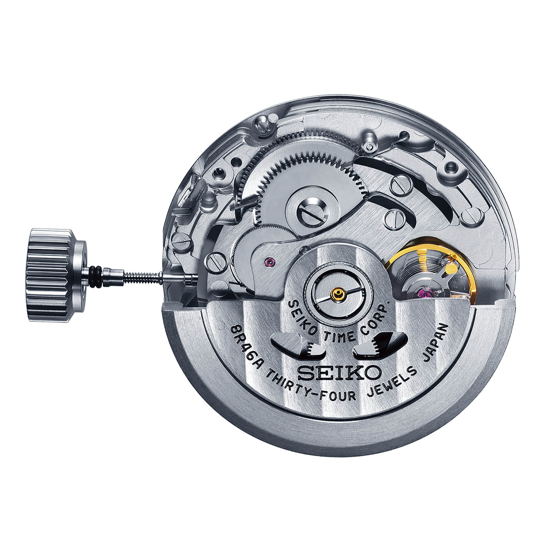 Seiko Calibre 8R46 automatic chronograph - 1