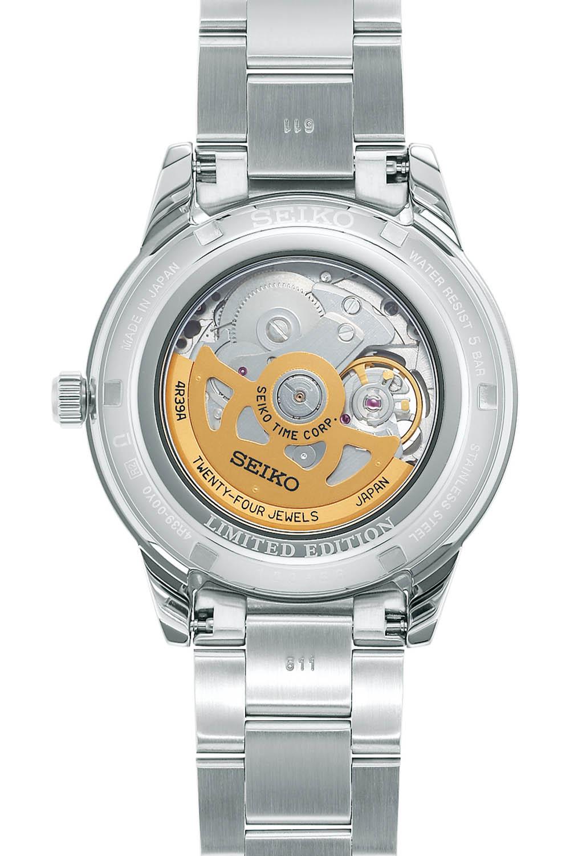 Seiko Presage Limited Edition 140th anniversary SSA445