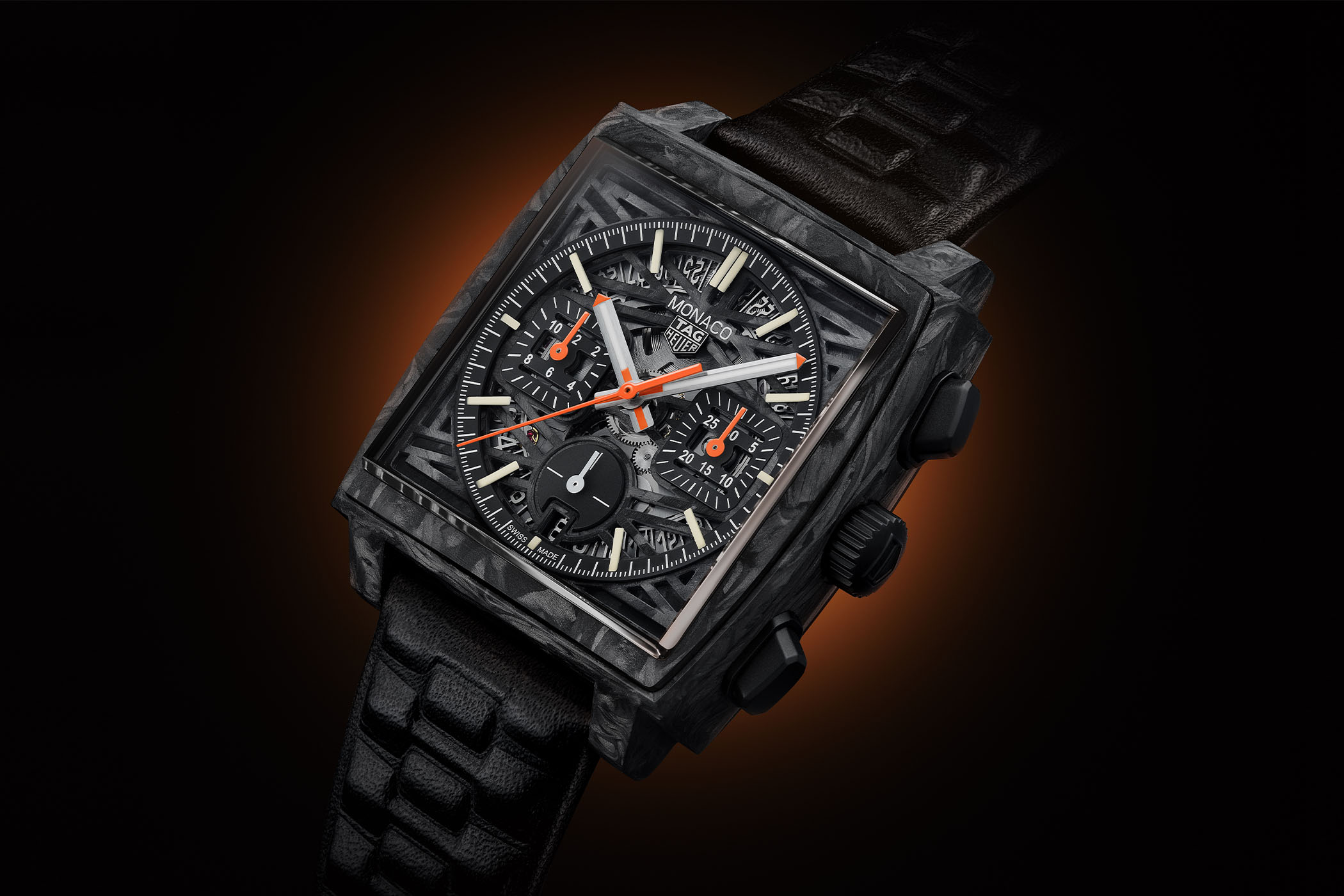 TAG Heuer OnlyWatch Carbon Monaco