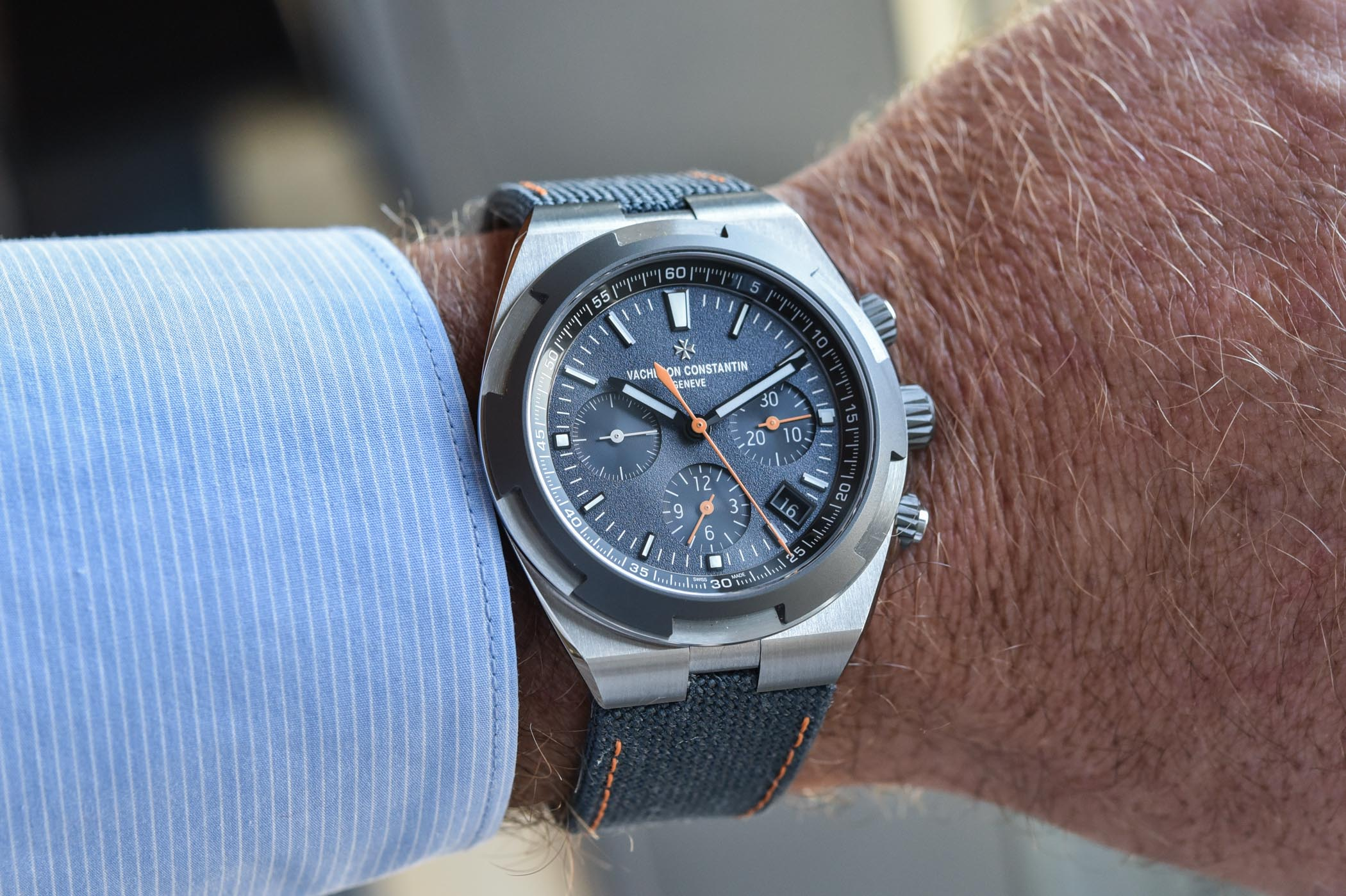 Vacheron Constantin Overseas Limited Editions Everest review