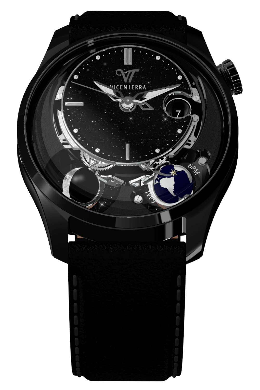 VicenTerra AstroLUNA Classic T2 Black Aventurine 1