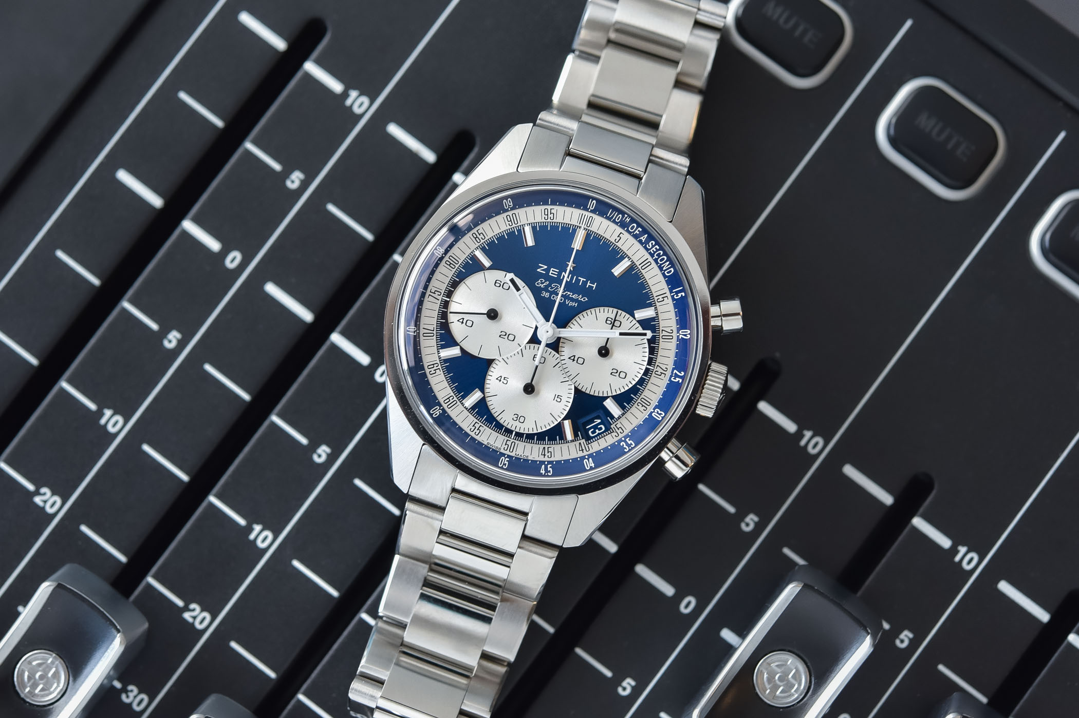 Zenith Chronomaster Original Boutique Edition Blue Panda 03.3200.3600.51.M3200