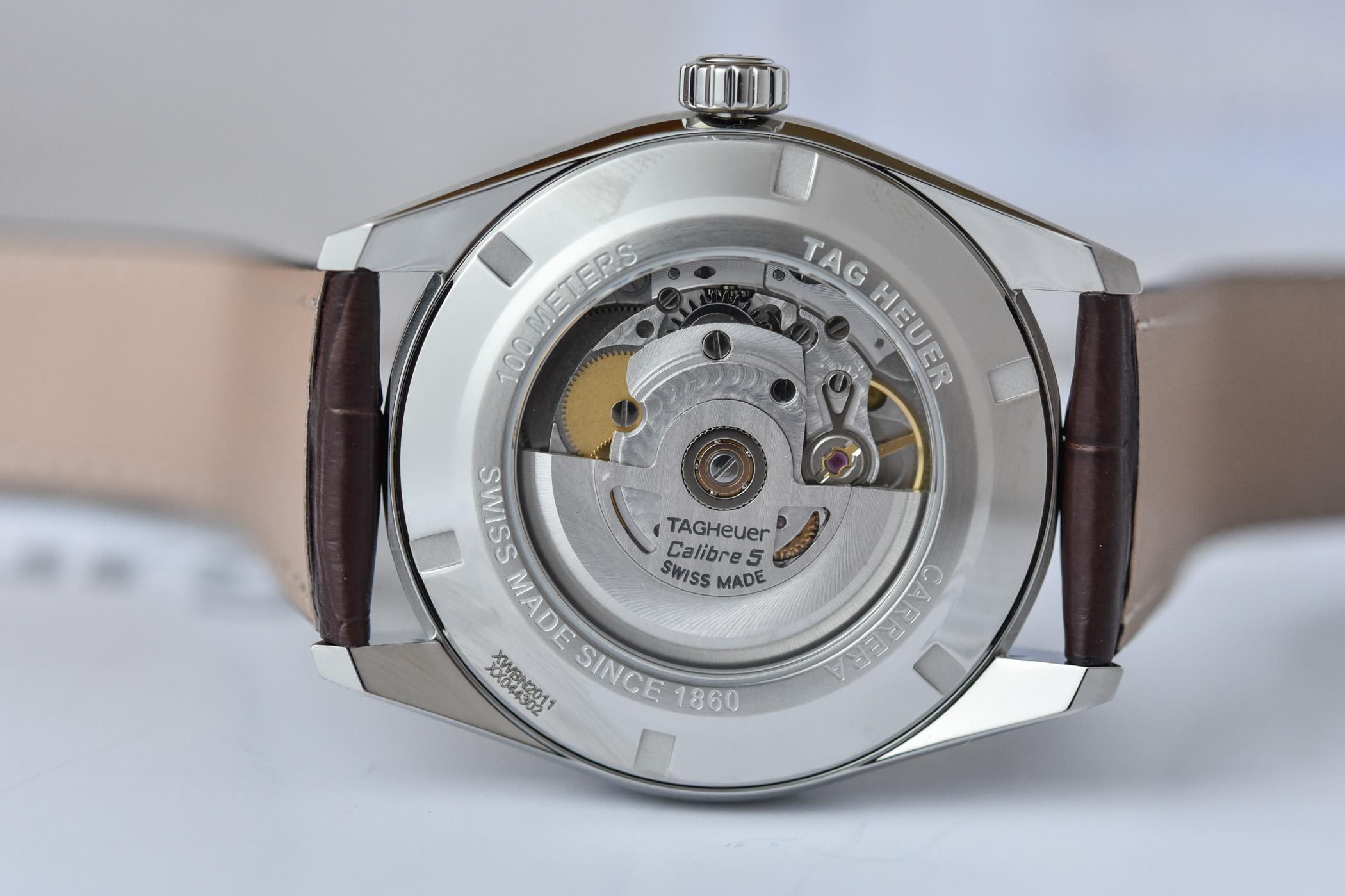 2021 TAG Heuer Carrera Day-Date 41mm WBN2011.FC6484 calibre 5