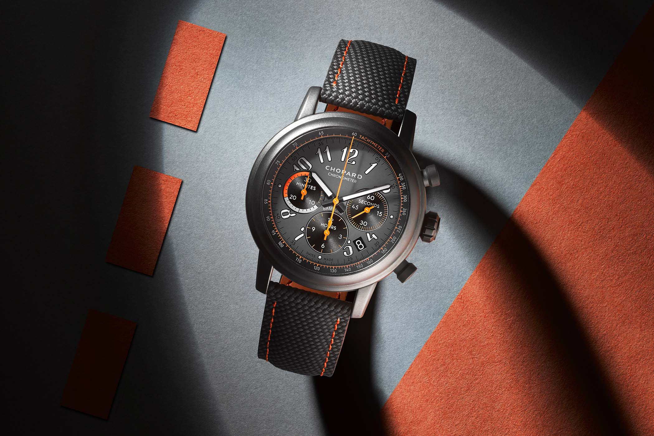 Watches - Chronograph - cover