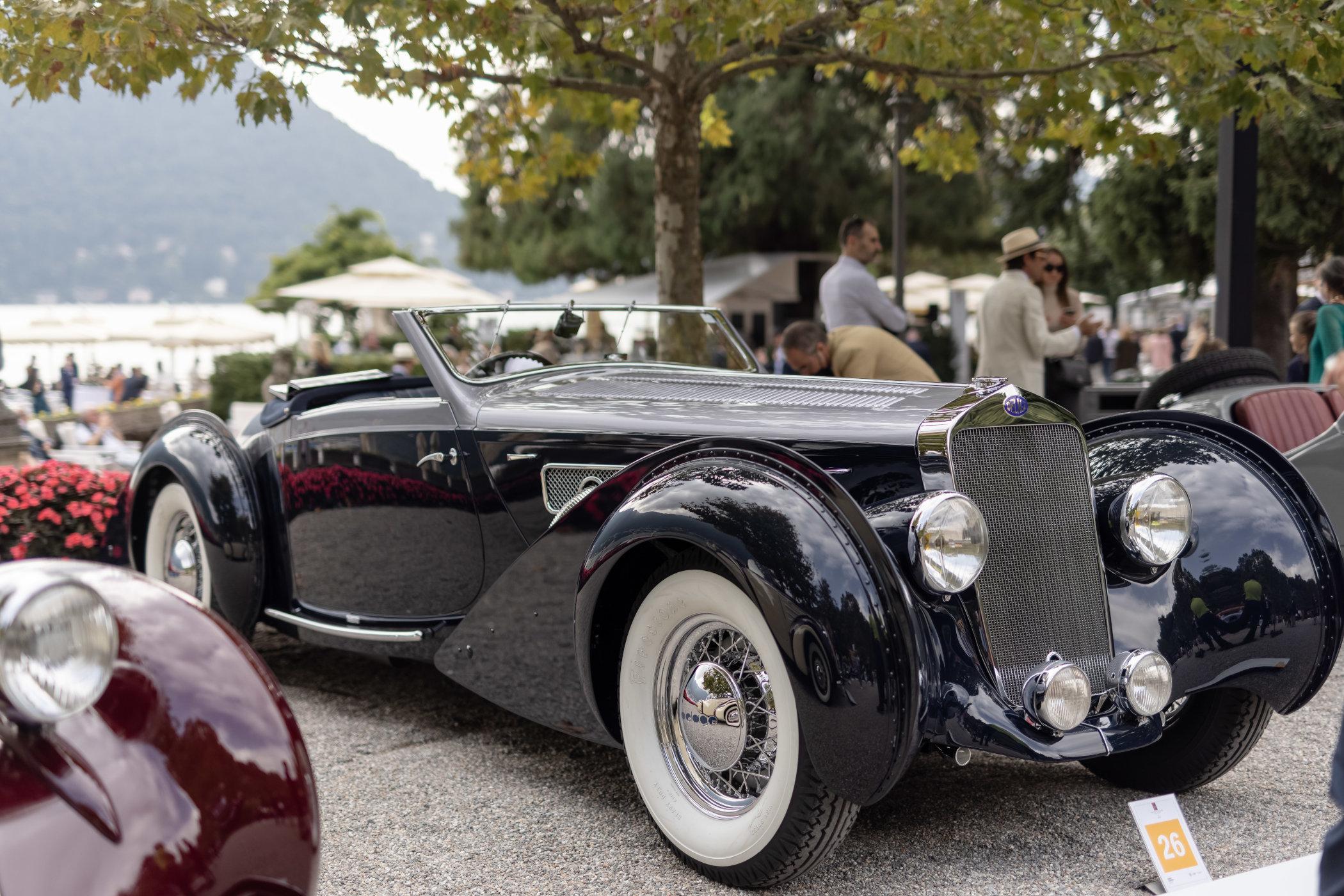 19387 Delage D8 120S