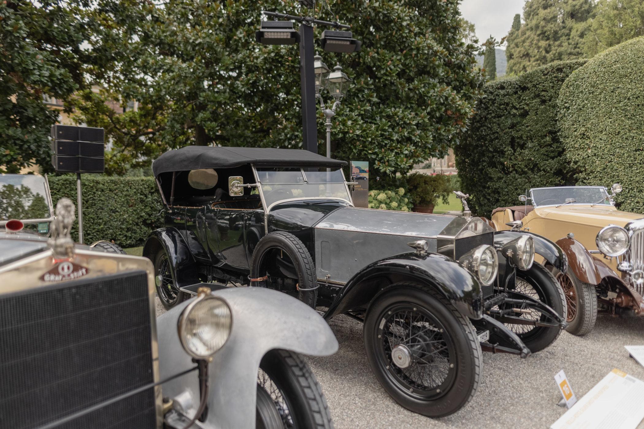 1920 Rolls-Royce Silver Ghost 40/50 High Speed
