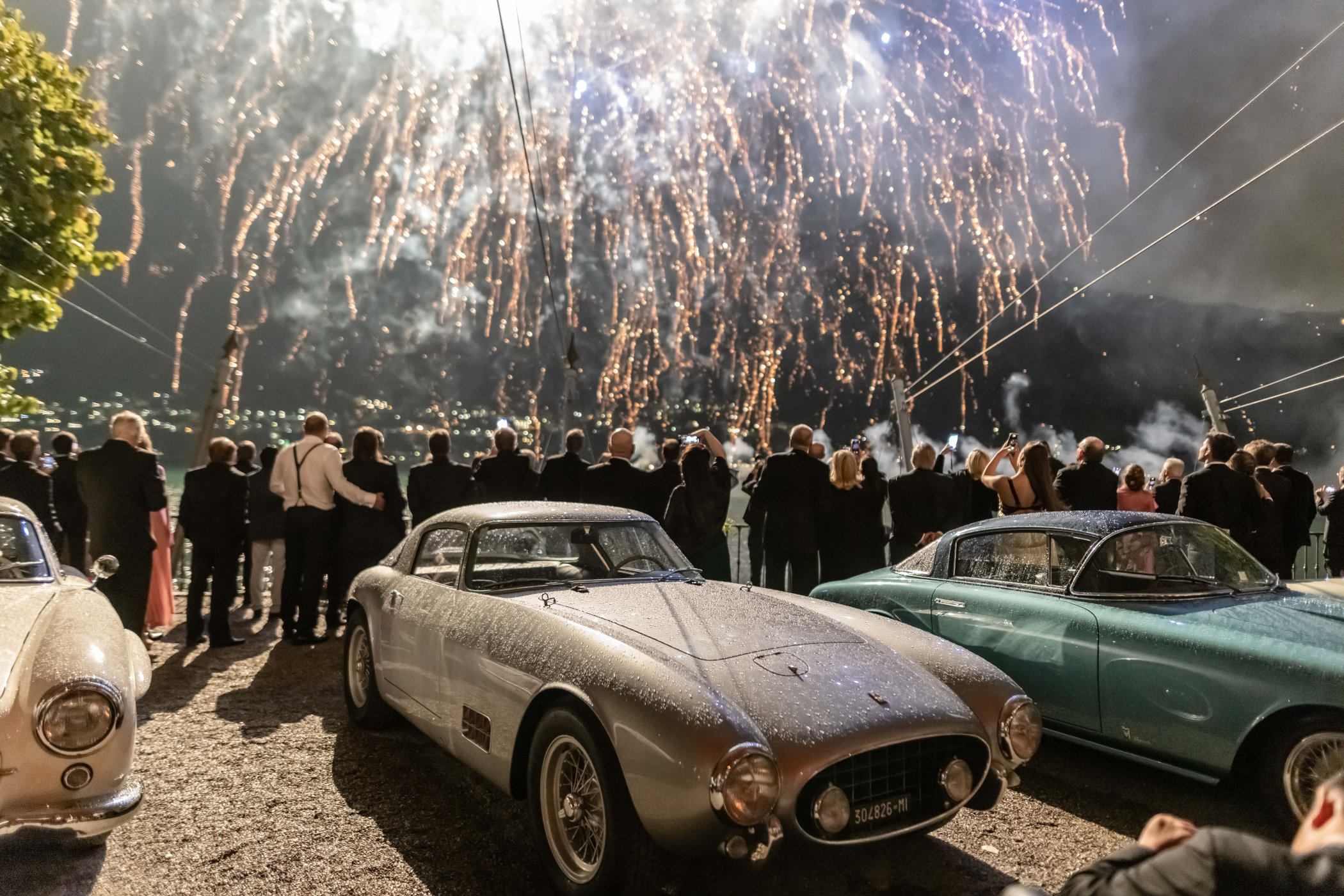 Concorso d'Eleganza Villa d'Este 2021 A. Lange & Söhne 1953 Ferrari 250 GT TdF Best of Show 2