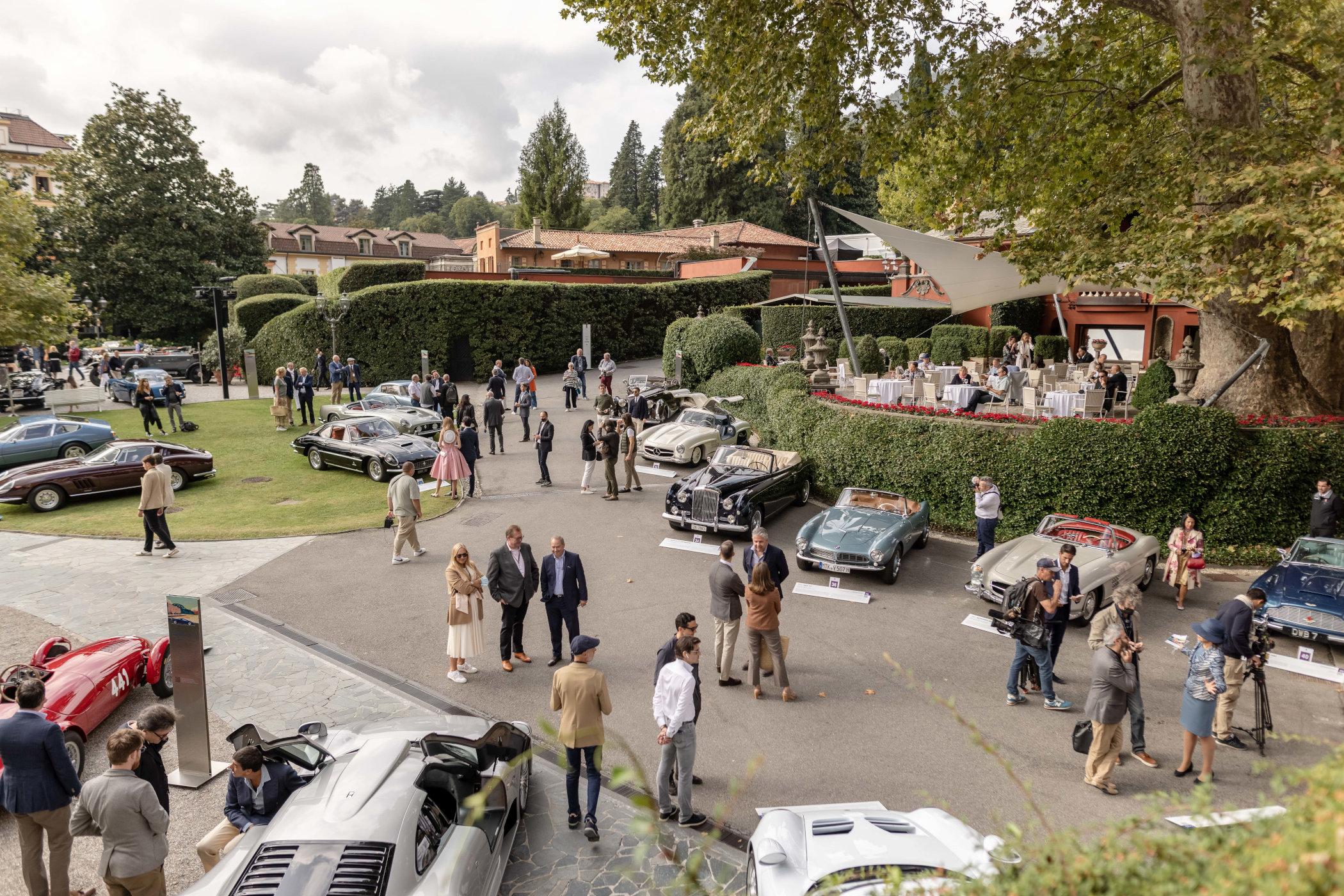 Concorso d'Eleganza Villa d'Este 2021 A. Lange & Söhne 2