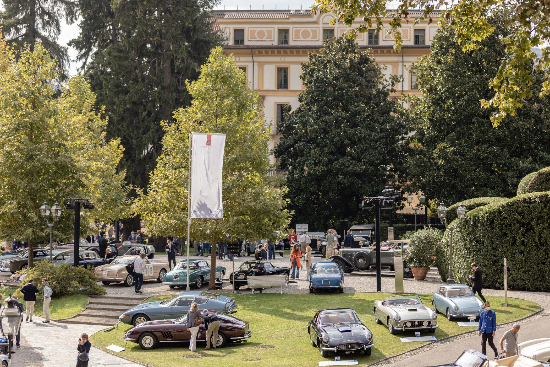 Concorso d'Eleganza Villa d'Este 2021 A. Lange & Söhne 3