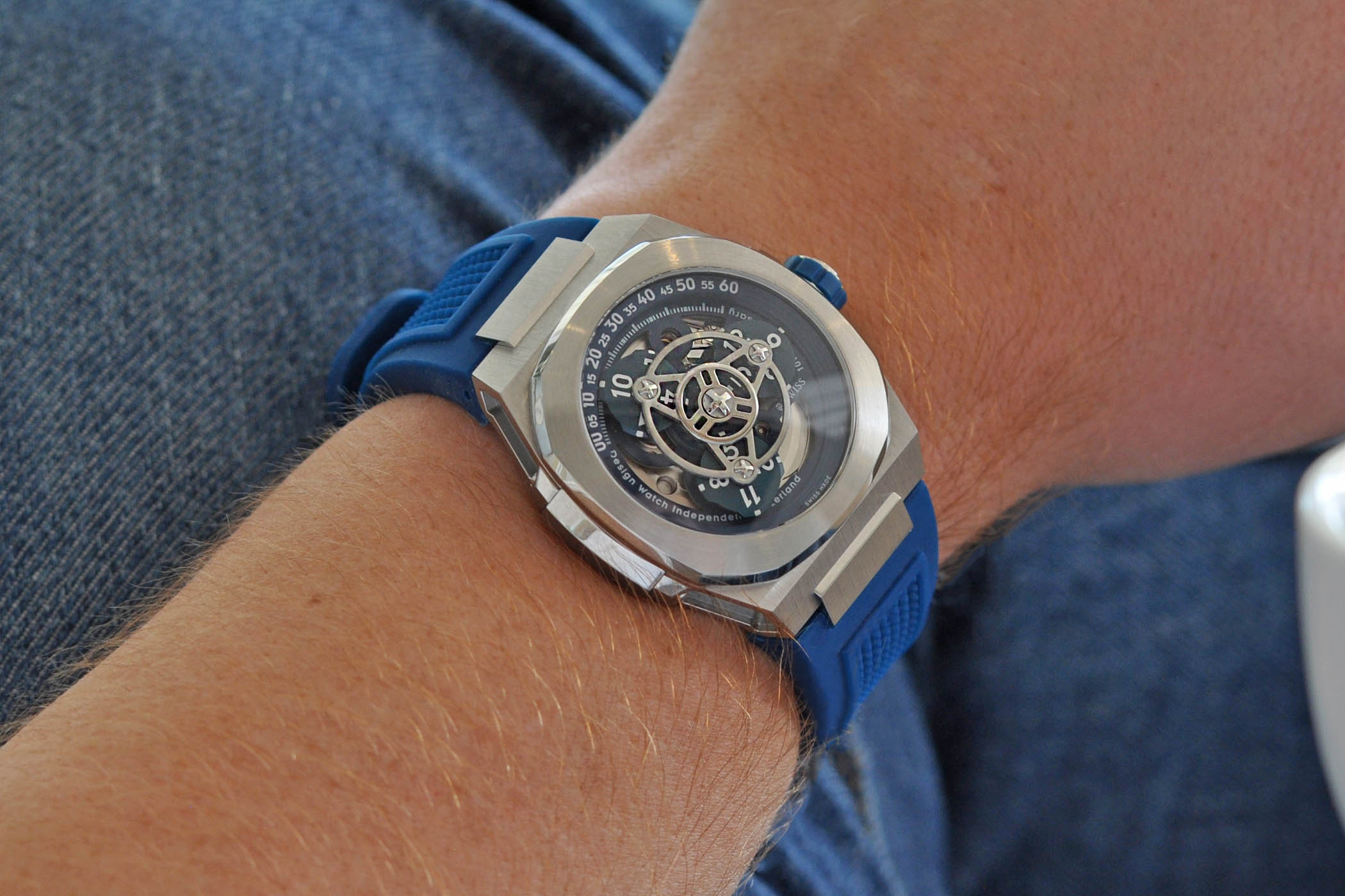 DWISS M3W Wandering Hour 10th Anniversary Limited Edition