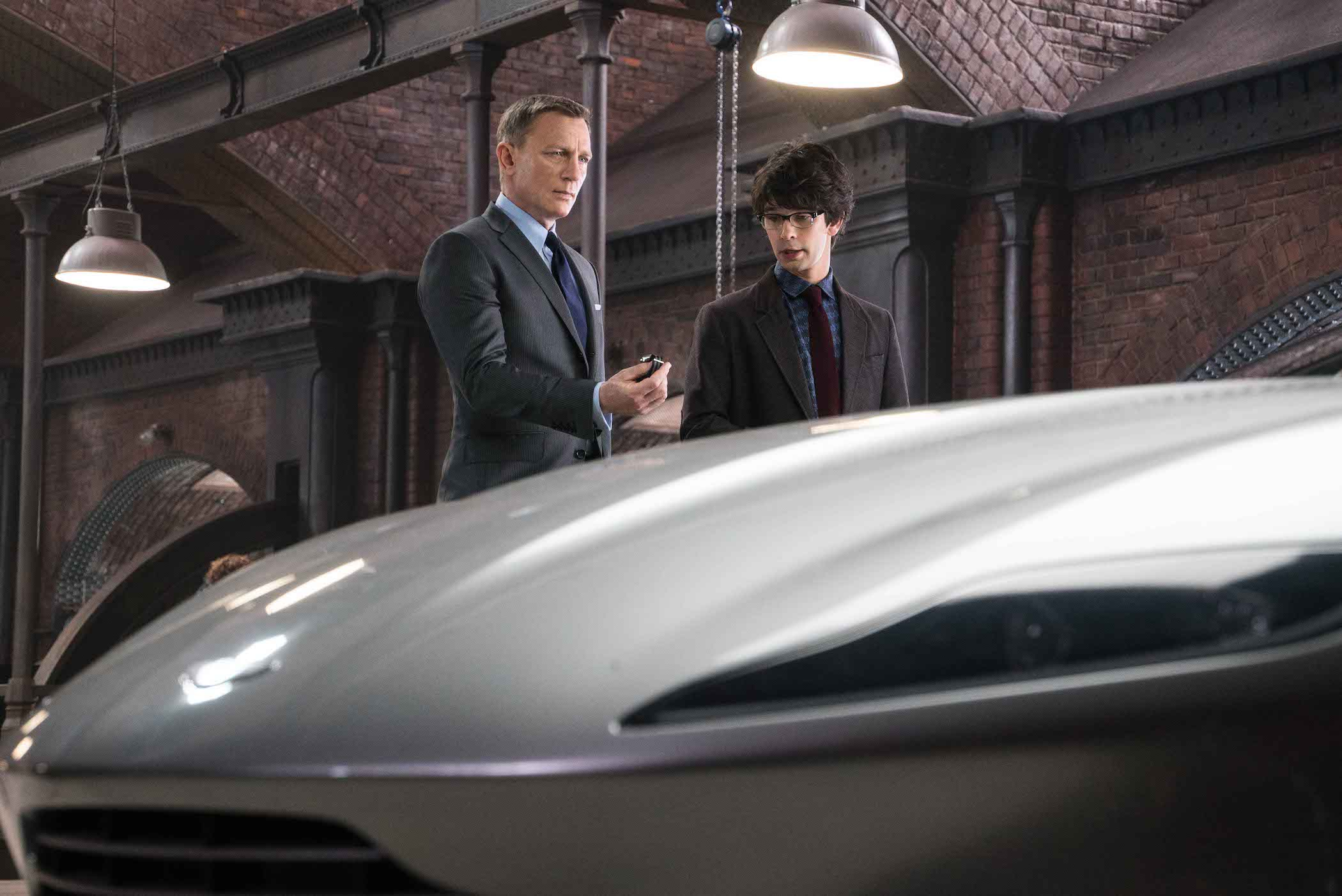 Daniel Craig Omega Seamaster 300 Spectre Edition James Bond