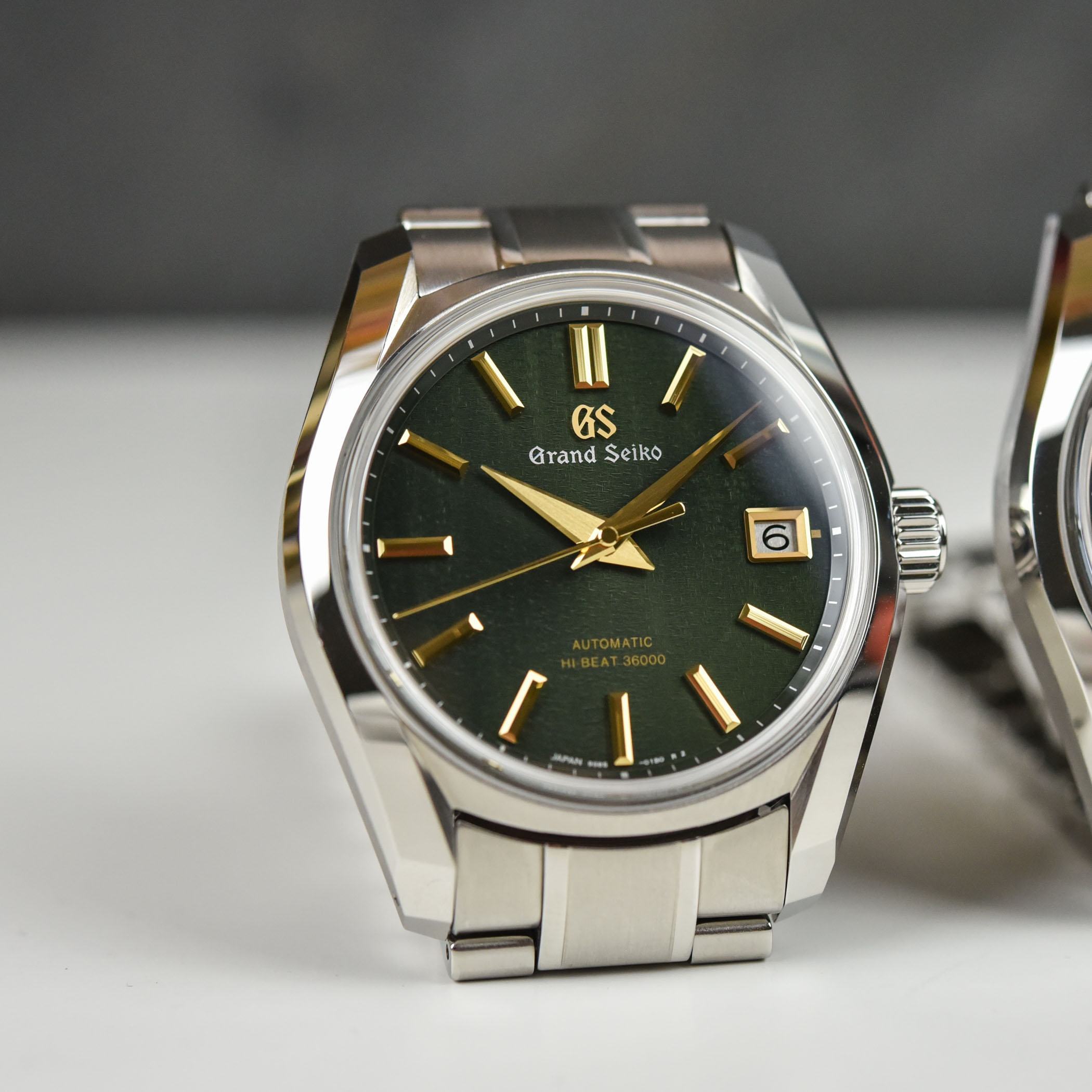 Grand Seiko 4 Seasons Collection Now Available WorldWide - hi beat SBGH271