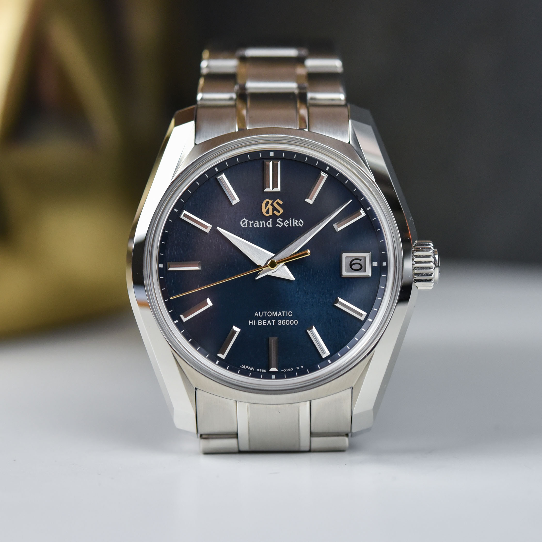 Grand Seiko 4 Seasons Collection Now Available WorldWide - hi beat SBGH273