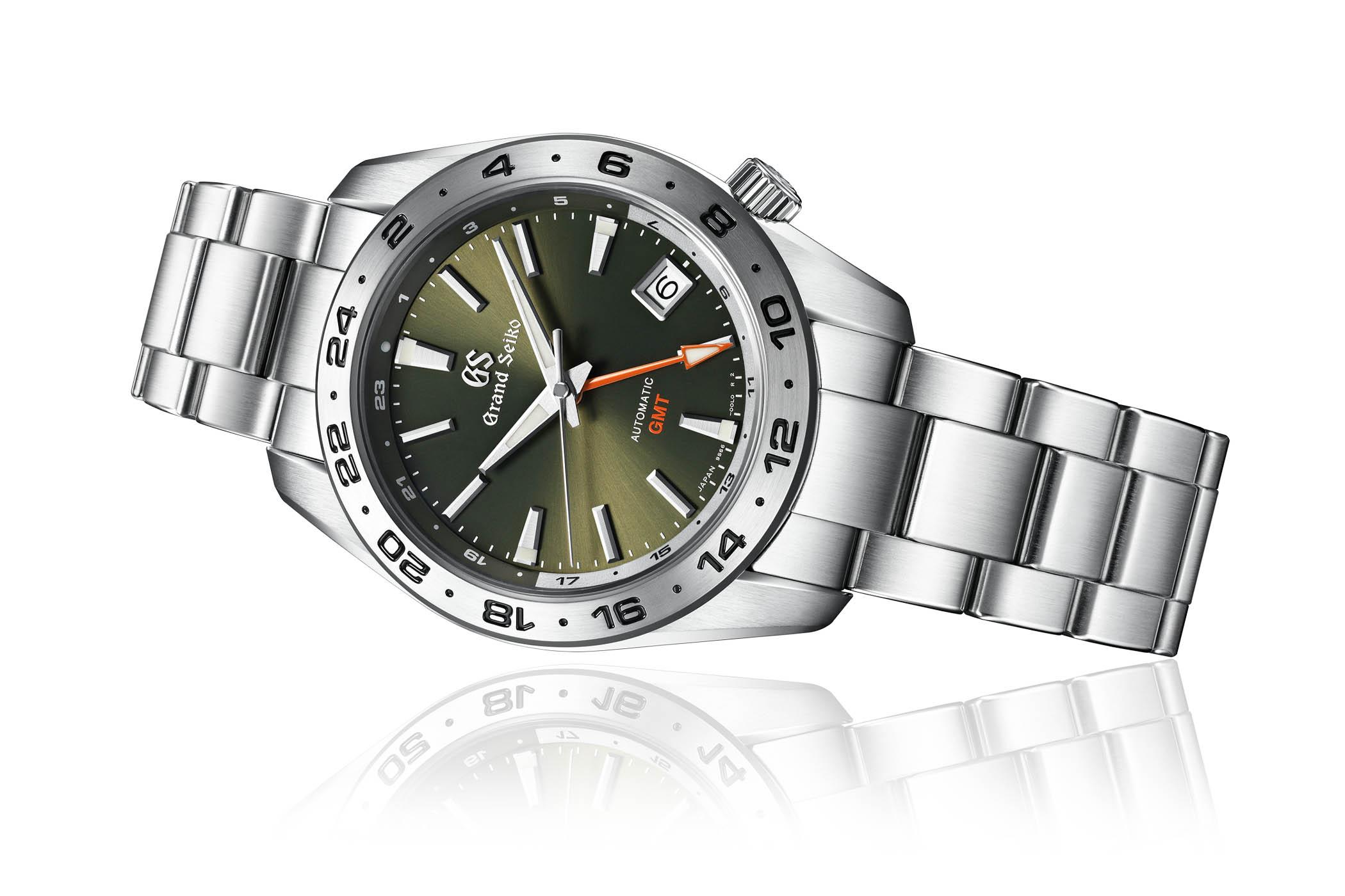 Grand Seiko Sport Collection GMT SBGM247 mechanical Calibre 9S66