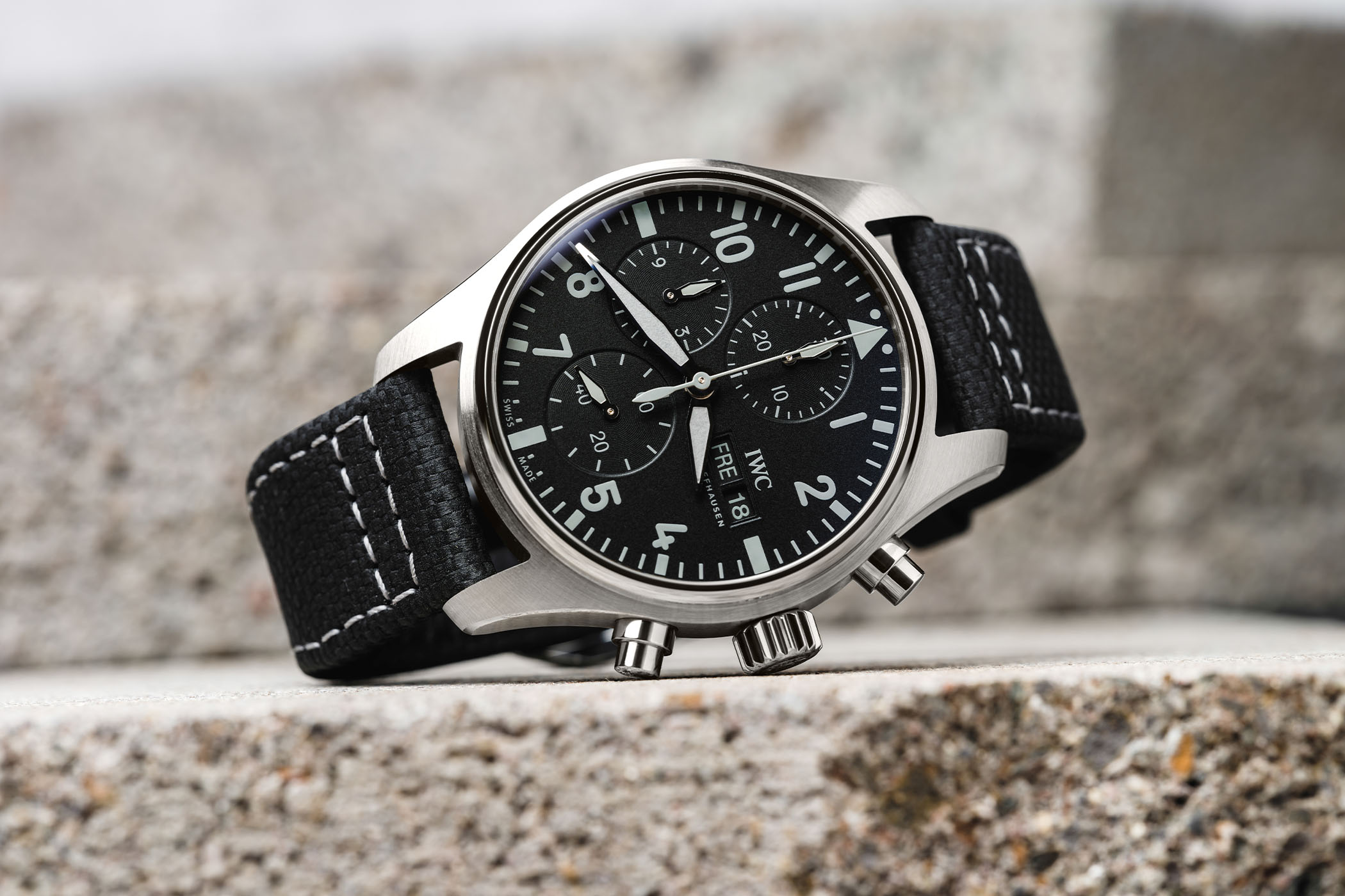 IWC Pilot's Watch Chronograph Edition C.03 x Collective IW388105