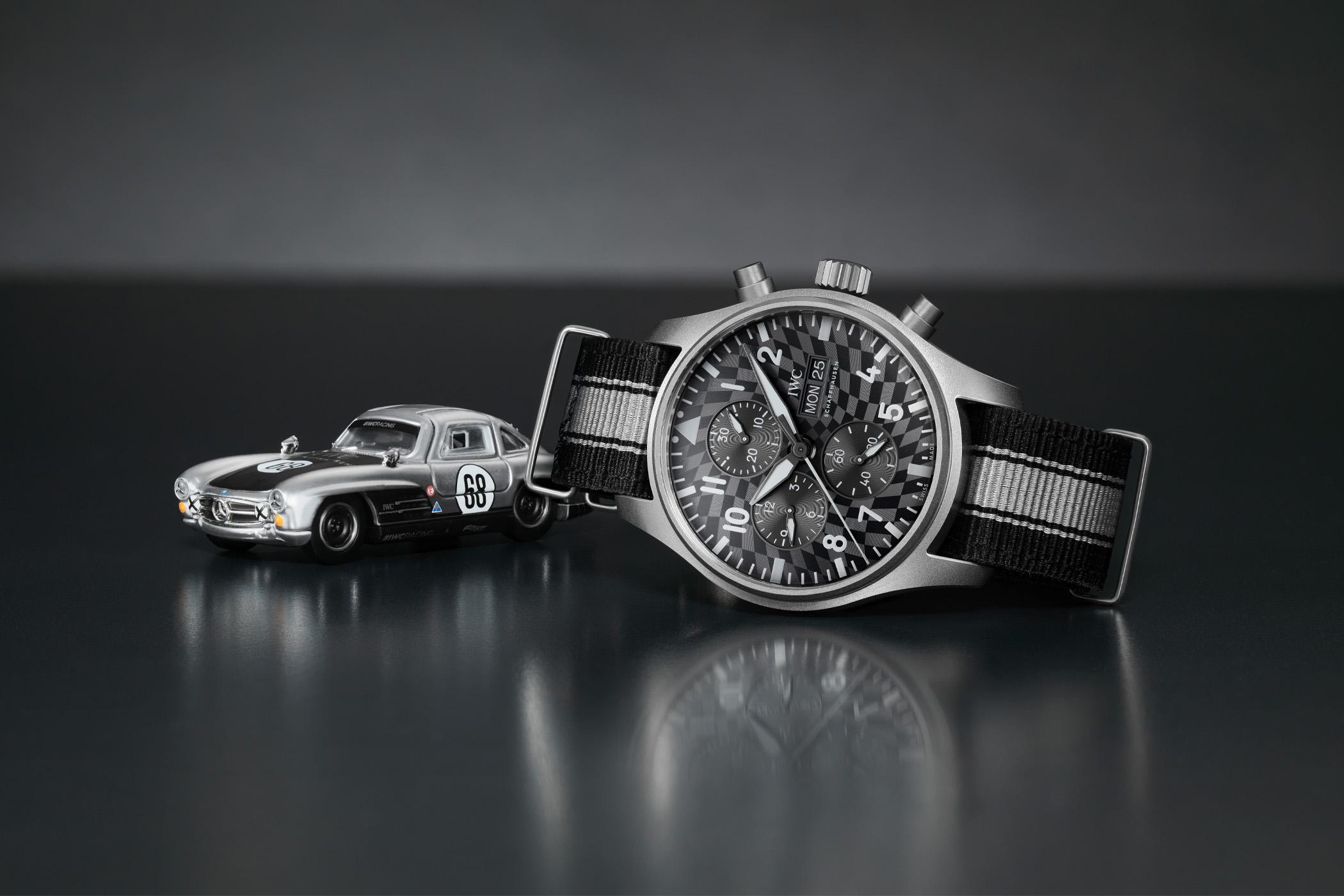 IWC Pilot's Watch Chronograph Edition IWC x Hot Wheels Racing Works IW377904