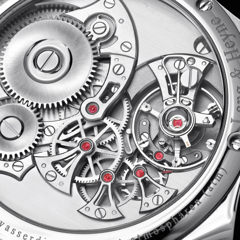 Lang & Heyne Hektor Sports Watch With Integrated Bracelet UWD calibre