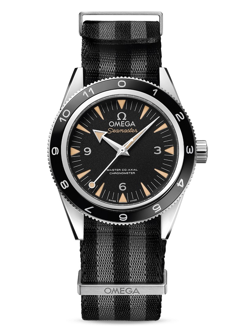 Omega Seamaster 300 Master Chronometer Spectre Edition 233.32.41.21.01.001 James Bond Spectre