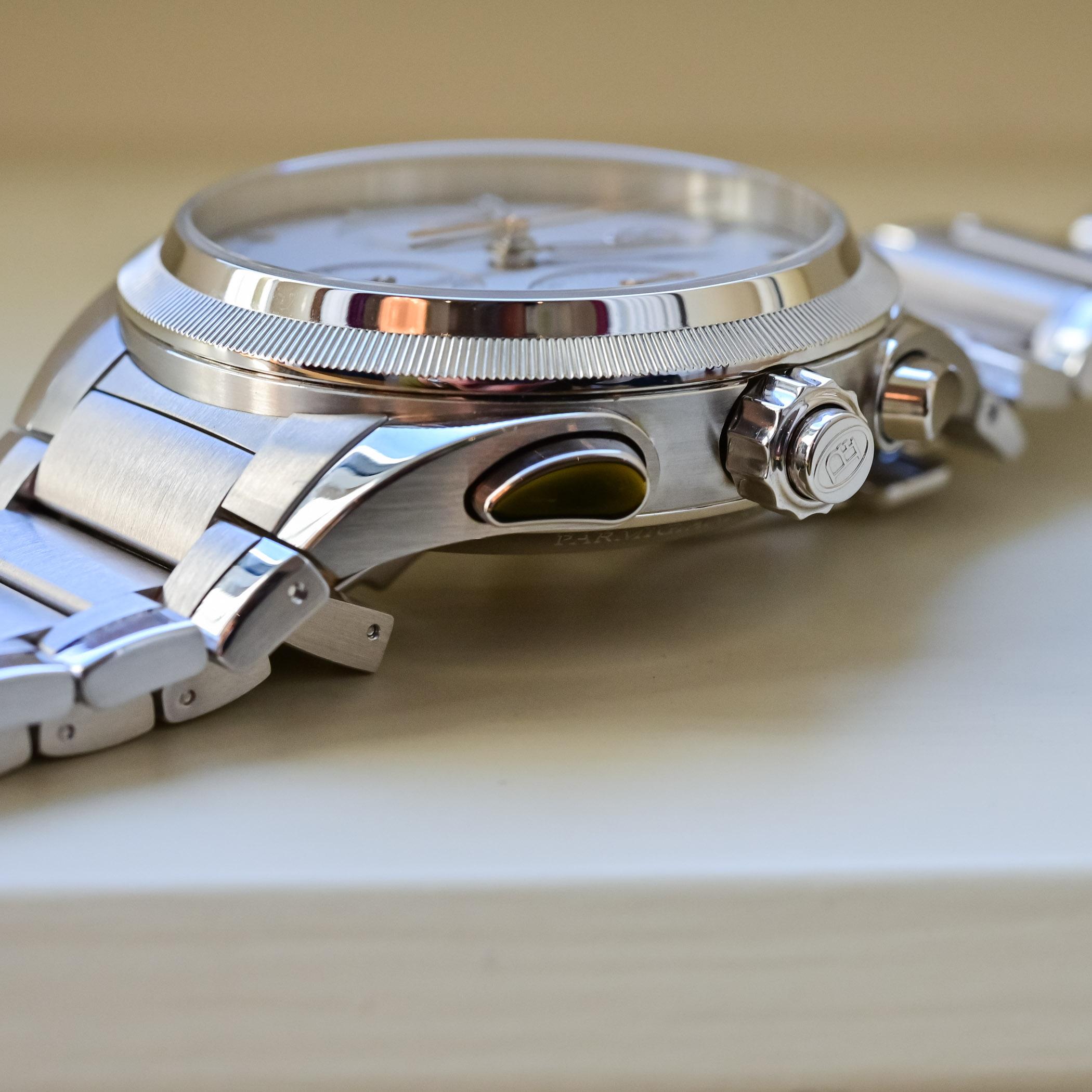 Parmigiani Fleurier Tonda PF Split Seconds Chronograph Platinum Chrono Movement PFH916-2010001-200182 - review - 13