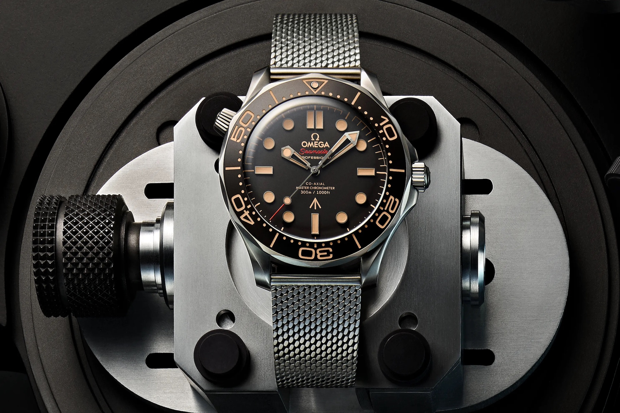 Retrospective - All OMEGA Seamaster Watches Worn in James Bond 007 Movies Including No Time to die