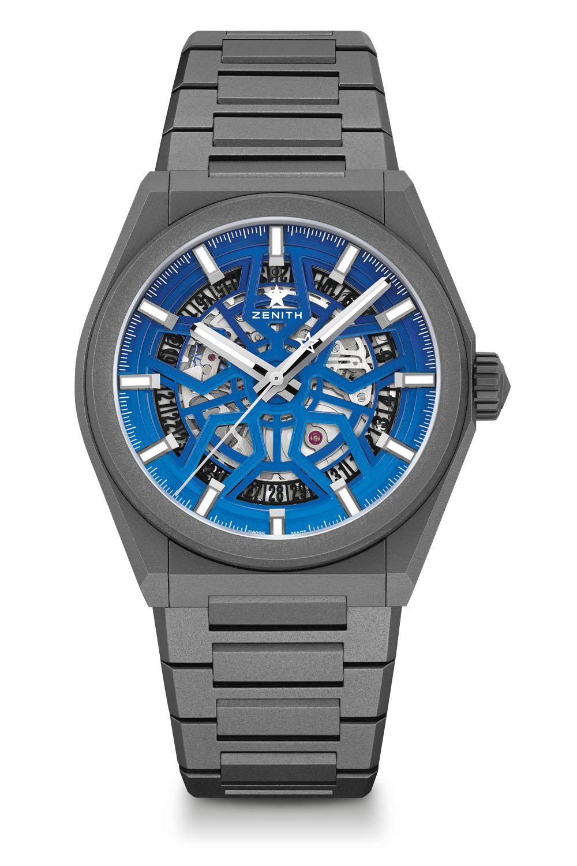 Time+Tide x Zenith Defy Classic Skeleton Night Surfer