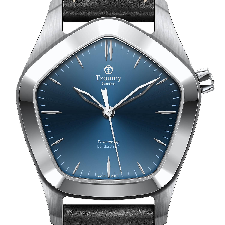 Tzoumy Watches Cobalt