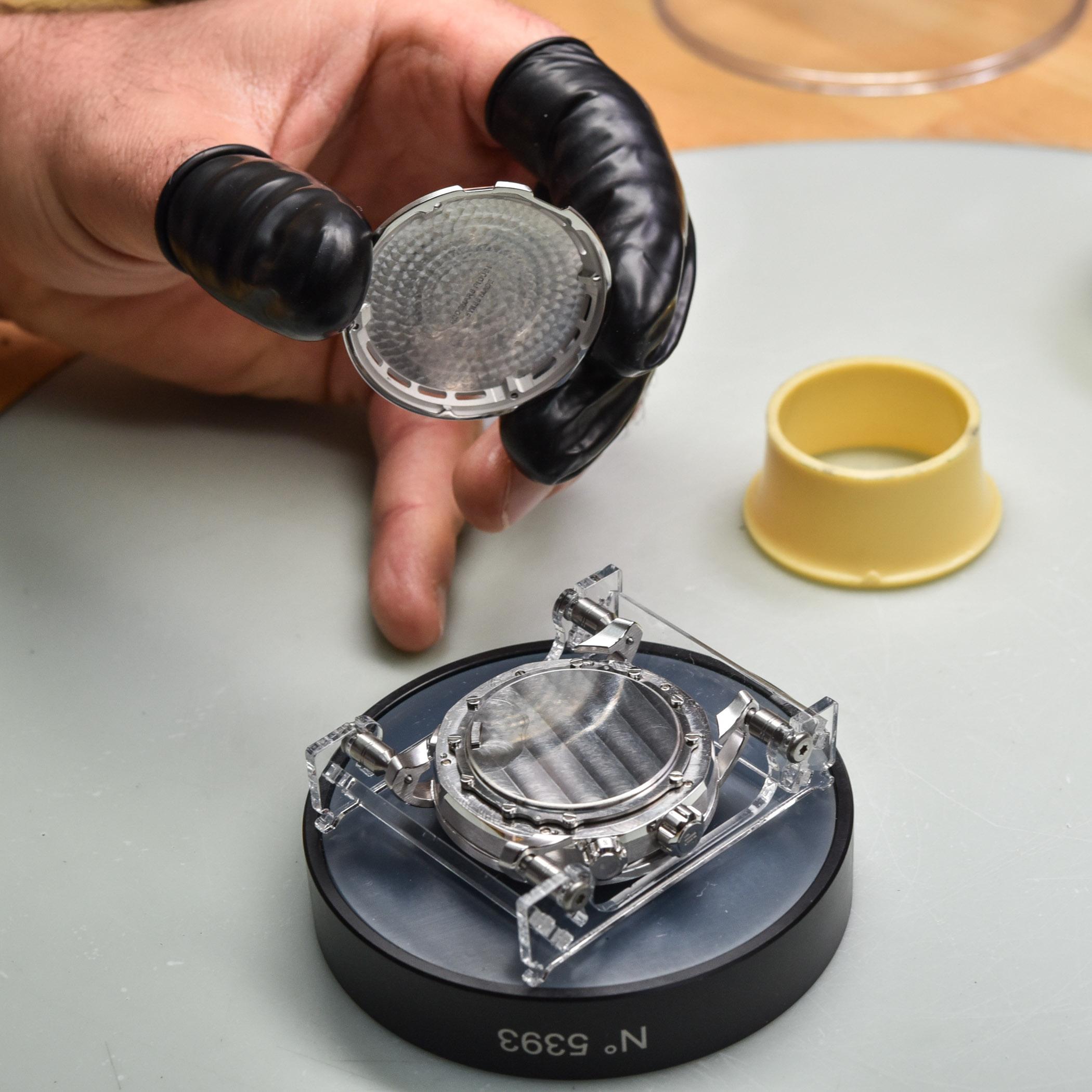 Video In depth - Code 11.59 by Audemars Piguet Grande Sonnerie Carillon Supersonnerie