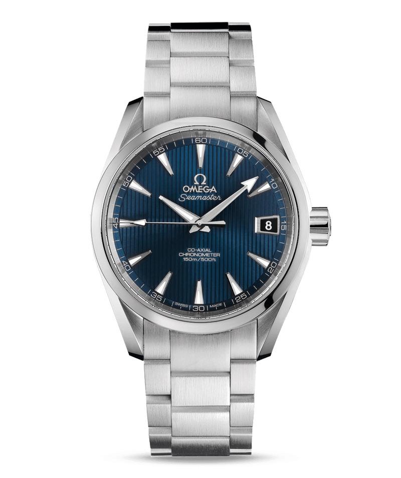 omega seamaster aqua terra 150m co-axial chronometer 38.5mm 231.10.39.21.03.001 Skyfall James Bond