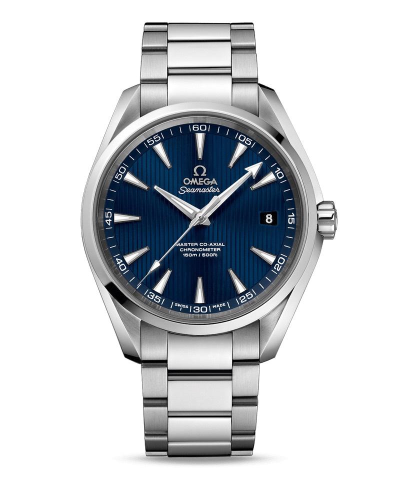 omega seamaster aqua terra 150m master co-axial chronometer 41.5mm 231.10.42.21.03.003 Spectre James Bond