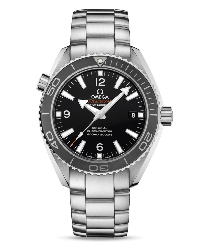 omega seamaster planet ocean 600m ceramic co-axial chronometer 42mm 232.30.42.21.01.001 Skyfall James Bond