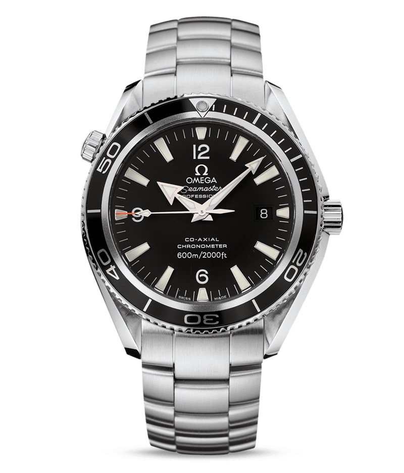omega seamaster planet ocean 600m co-axial chronometer 42mm 2201.50.00 Quantum of Solace 2008 james bond